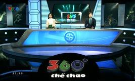 360 độ thể thao - 24/01/2021