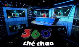 360 độ thể thao - 30/4/2021