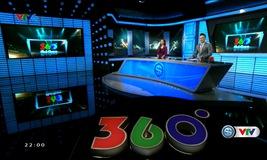 360 độ thể thao - 08/4/2021