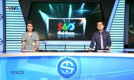 360 độ thể thao - 13/6/2021