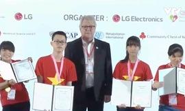 Việt Nam giành giải cao tại cuộc thi CNTT cho học sinh khuyết tật GITC