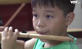 Lớp học nhạc cụ dân tộc miễn phí tại Hà Nội
