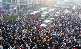 Việt Nam đứng thứ 4 thế giới về tiêu thụ xe máy