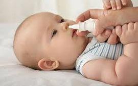 Rửa mũi nhầm dùng dịch cồn 90 độ, bé 1 tuổi nhập viện