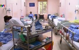 Gia tăng bệnh nhân đột quỵ mùa nắng nóng