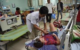 Dịch sốt xuất huyết vào mùa cao điểm, bệnh viện tại Đồng Nai quá tải