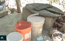 Trữ nước không đậy nắp - Nguyên nhân bùng phát dịch sốt xuất huyết ở miền Trung