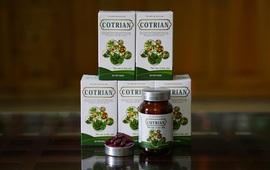 Thực phẩm bảo vệ sức khỏe COTRIAN - hỗ trợ giảm nguy cơ bị trĩ