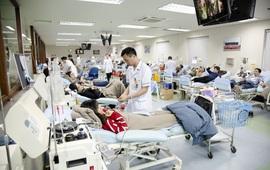 Nỗ lực vượt qua đại dịch, đảm bảo cung cấp máu cho 28 địa phương