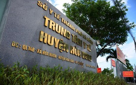 Trung tâm Y tế huyện Hòa Vang tiếp nhận, điều trị bệnh nhân COVID-19