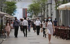 Singapore xuất hiện 2 ổ dịch có nguy cơ cao