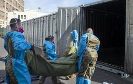 CDC cảnh báo Mỹ sẽ cán mốc 500.000 ca tử vong vào tháng 2
