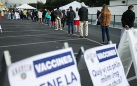 60% người Mỹ không biết tiêm vaccine ở đâu và khi nào?