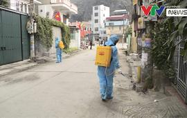 Hạ Long (Quảng Ninh): Phong tỏa một số khu vực thuộc khu 6, phường Hồng Hà