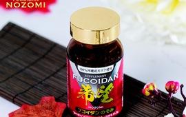Vì sao Fucoidan Nhật được nhiều người bệnh ung thư lựa chọn?