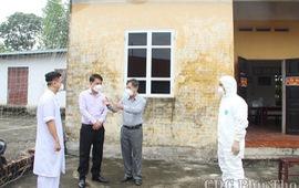 Phú Thọ: Phát hiện 45 trường hợp test nhanh dương tính tại Trường THCS Chu Hóa