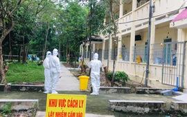 Thanh Hóa: Ổ dịch COVID-19 tại thị xã Bỉm Sơn tăng lên 86 ca