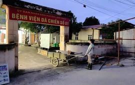 Phú Thọ: Huyện Lâm Thao thành lập Bệnh viện Dã chiến số 1
