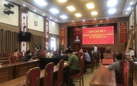 Hà Nội: Ghi nhận ổ dịch COVID-19 mới tại huyện Quốc Oai