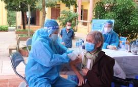 Phú Thọ đẩy nhanh tốc độ tiêm vaccine ngừa COVID-19 trên diện rộng