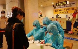 TP. Hồ Chí Minh giám sát cách ly người đến từ 23 tỉnh, thành