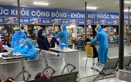 TP. Hồ Chí Minh thông tin về trường hợp BN3298 từng đến thành phố