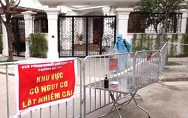 Hải Dương: Kết thúc cách ly y tế các khu dân cư tại 5 huyện, thành phố