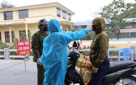 Bắc Ninh phát thẻ đi chợ cho người dân ở địa bàn giãn cách xã hội