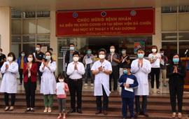 Thêm 27 bệnh nhân COVID-19 được công bố khỏi bệnh