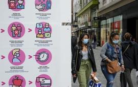 Bỉ cảnh báo ngừng dùng một loại khẩu trang có chứa chất độc hại