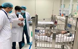 Cập nhật: Bệnh viện Nhi thông tin về tình trạng sức khỏe bé gái rơi từ tầng 13 chung cư