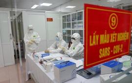 Một phụ nữ ở Cầu Giấy tái dương tính SARS-CoV-2 sau khi ra viện