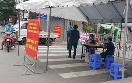 Thị xã Kinh Môn: 10 xã, phường tiếp tục cách ly xã hội theo Chỉ thị 16