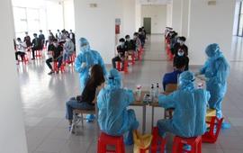 TP Hồ Chí Minh xét nghiệm COVID-19 ngẫu nhiên cho sinh viên