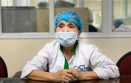 Nhân viên y tế trả lại 61 triệu đồng nhặt được cho người nhà bệnh nhân