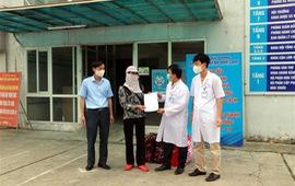 Bệnh nhân COVID-19 cuối cùng điều trị tại Hải Dương được ra viện