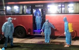 Đồng Nai: 344 công dân về từ Nhật Bản có kết quả âm tính với SARS-CoV-2