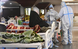 Ấn Độ ghi nhận thêm 1.761 ca tử vong do COVID-19