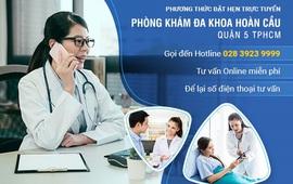 Đặt hẹn trực tuyến tại Phòng khám Đa khoa Hoàn Cầu TP Hồ Chí Minh