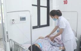 Cứu bệnh nhân chửa ngoài tử cung vỡ, sốc mất máu nguy kịch