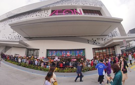 Tìm người đi Aeon Mall Hải Phòng từ 14 - 16h ngày 29/4