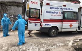 Tìm người liên quan đến ca mắc COVID-19 tại Bệnh viện Đa khoa tỉnh Thái Bình