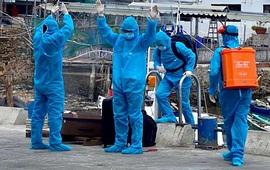 3 thuyền viên tàu PVT NEPTUNE nhập cảnh Vũng Tàu dương tính với virus SARS-CoV-2