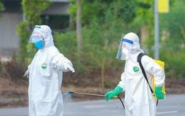 Hà Nội thêm 7 ca dương tính SARS-CoV-2, có trường hợp F1 của vợ Giám đốc Hacinco