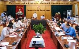 Bộ Y tế có mặt trong đêm hỗ trợ phòng dịch cho Bắc Giang
