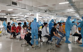 Bắc Giang thành lập Ban Chỉ huy tiền phương phòng, chống dịch bệnh COVID-19