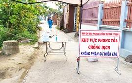 Bắc Giang giãn cách xã hội toàn huyện Việt Yên theo Chỉ thị 16