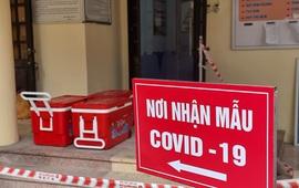 Bộ Y tế công bố thêm 57 ca mắc COVID-19 mới, trong đó 54 ca lây nhiễm trong nước