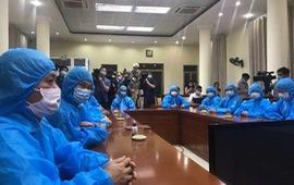 """Hà Nội ra quân """"chia lửa"""" cùng Bắc Giang chống dịch COVID-19"""