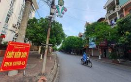 Gỡ bỏ giãn cách xã hội toàn bộ thành phố Bắc Giang